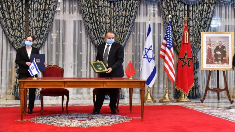 مسؤول إسرائيلي: مستعدون لحمل السلاح للدفاع عن مصالح المغرب ووحدته الترابية