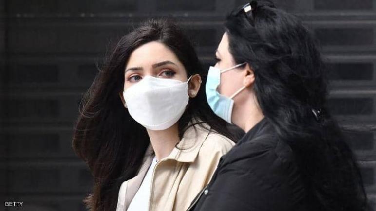 شركة خرجات بروكَرام قادر يعرف هوية بنادم وهو داير الكمامة على وجهو