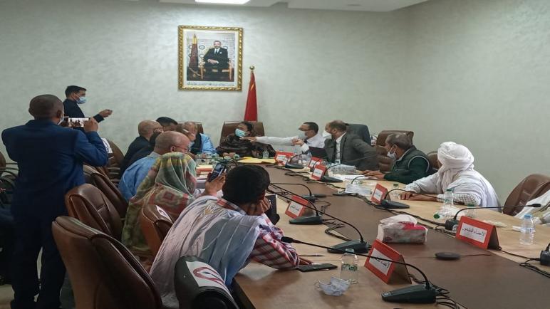 سيدي محمد خطور رئيسا لغرفة الفلاحة وهذه هي تشكيلة الكتب