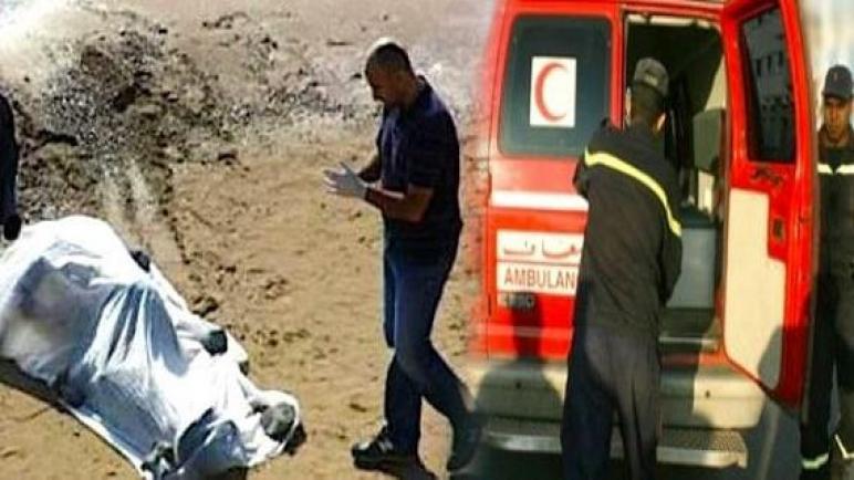 ياربي السلامة..كسيدة خايبة هد الصباح قرب منطقة PK25 شمال الداخلة..و القضية فيها الموت
