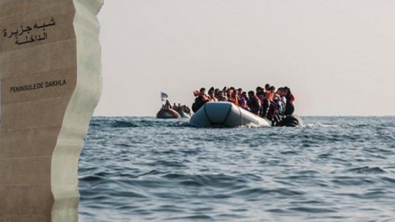 البحرية الملكية تحبط محاولة جديدة للهجرة السرية بنواحي الداخلة