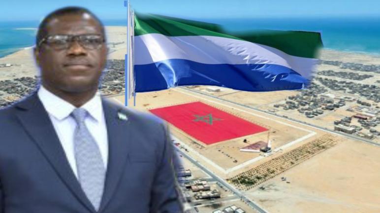 جمهورية سيراليون تفتح قنصلية عامة بالداخلة في هذا التاريخ