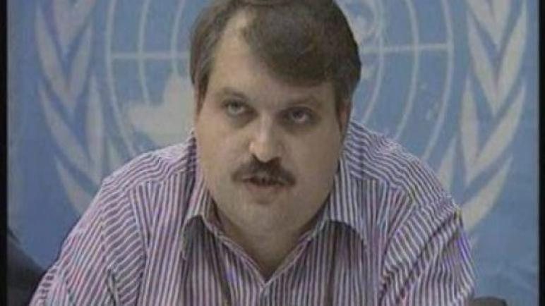 """""""ألكسندر إيفانكو"""" رئيسا جديدا لبعثة المينورسو بالصحراء"""