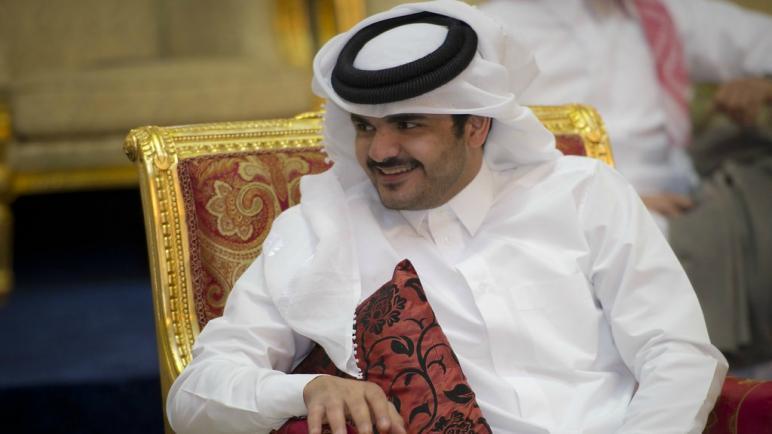 """خو أمير قطر جاي يدوز العطلة فابوجدور""""منطقة اجريفية"""""""
