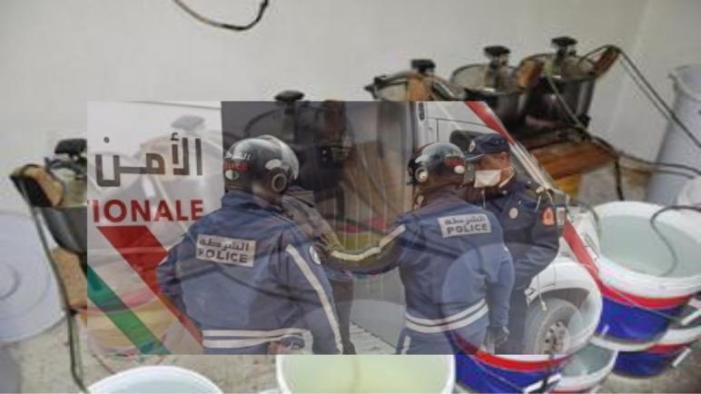 النيابة العامة تستنفرت مصالح الأمن الجهوي بالداخلة