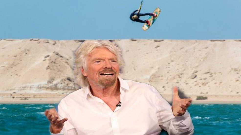بعد رحلة قادته الى مدينة الداخلة.. الملياردير البريطاني الشهير ريتشارد برانسون يؤكد نيته الإستثمار بالجهة