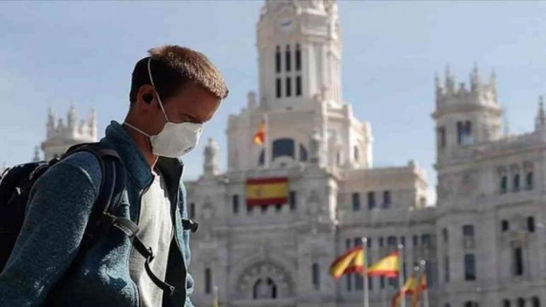 فيروس كورونا..إسبانيا سجلات اول صابة بالسلالة الجديدة