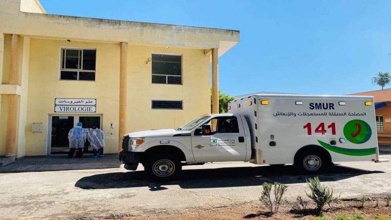 الداخلة…تسجيل17 حالة إصابة جديدة بكورونا إلى حدود ظهر اليوم