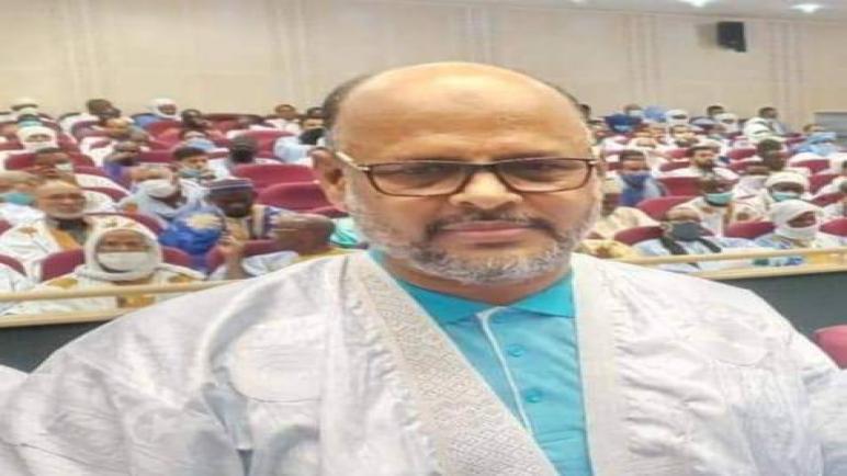 جميل منصور يؤكد على الحياد الإيجابي كموقف رسمي موريتاني لمشكل الصحراء بين المغرب و البوليساريو