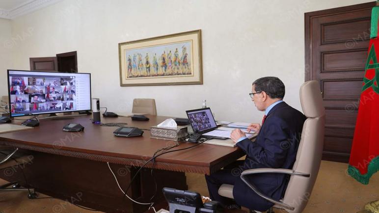 المغرب يمدد حالة الطوارىء الصحية الى غاية 10 مارس 2021