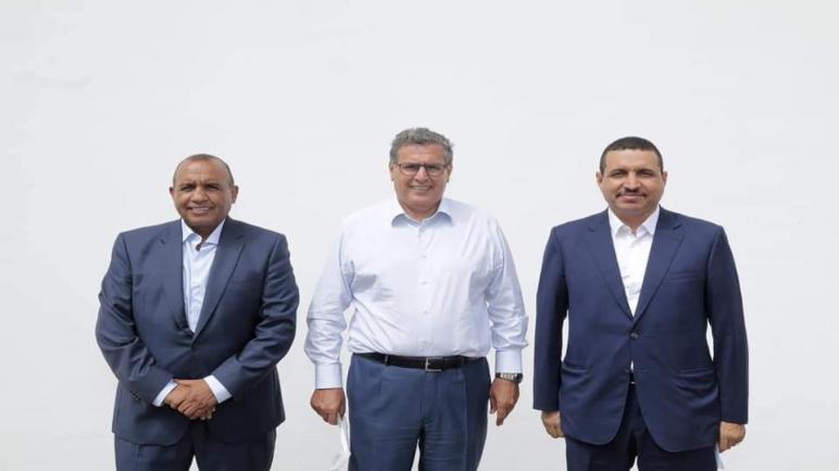 أكادير.. عزيز أخنوش يعلن عن مرشحين البرلمان ويستقبل روئساء الجماعات الملتحقين بالأحرار بجهة الداخلة