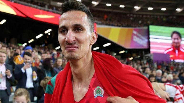 """فخر المغرب.. """"البقالي""""يدخل البهجة على قلوب المغاربة"""