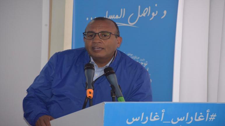 منسق حزب الحمامة يتحدى أعضاء حزب العدالة والتنمية