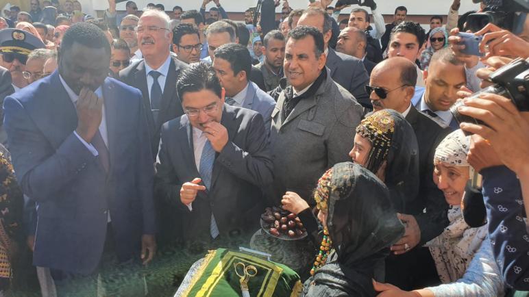 وزير الخارجية ناصر بوريطة يحل غدا الخميس بمدينة الداخلة