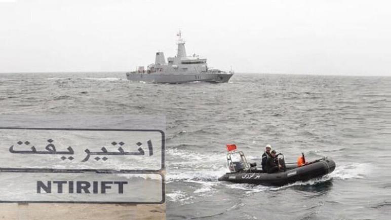 من جديد..البحر يقدف قارب على مثنه 32 مهاجراللهجرة السرية بقرية صيد أنتيرفت