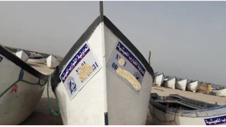 تحركات غير مسبوقة بقرية الصيد لاساركا في قضية القوارب المعيشية