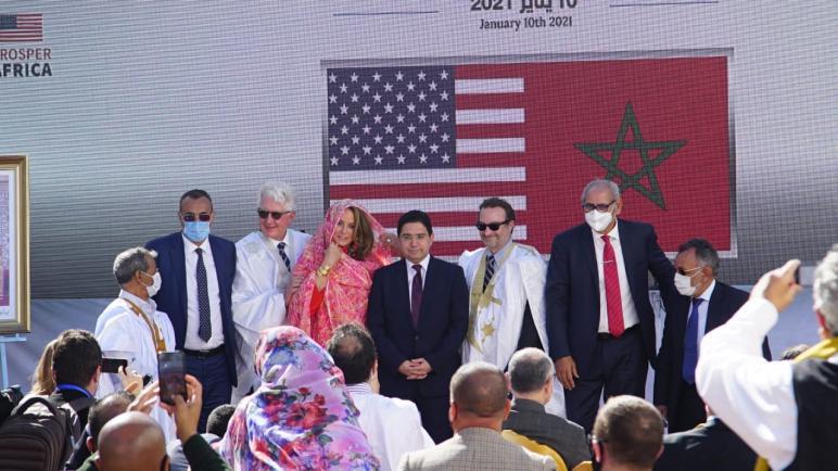 السفير الأمريكي بالرباط…الداخلة فيها مؤهلات اقتصادية وغادي نشجعو فيها الاستثمار