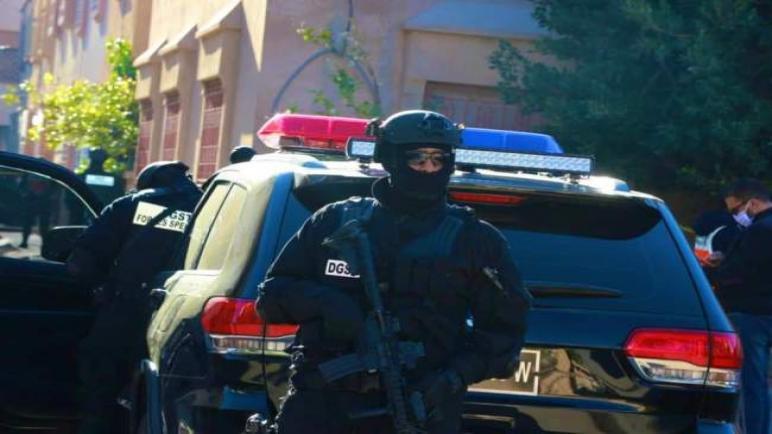 عاجل.. تفكيك خلية إرهابية تتألف من أربعة داعشيين بوجدة(صور)