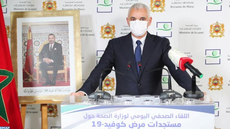 108 حالة إصابة مؤكدة بوحدة صناعية تستنفر السلطات