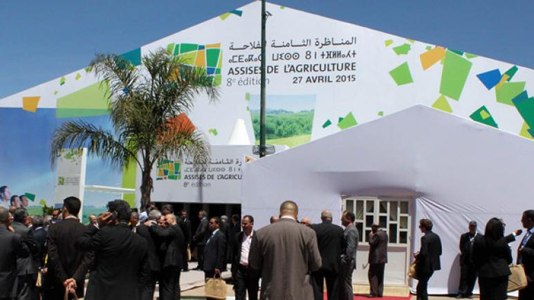 إلغاء المعرض الدولي للفلاحة بمكناس بسبب فيروس كورونا