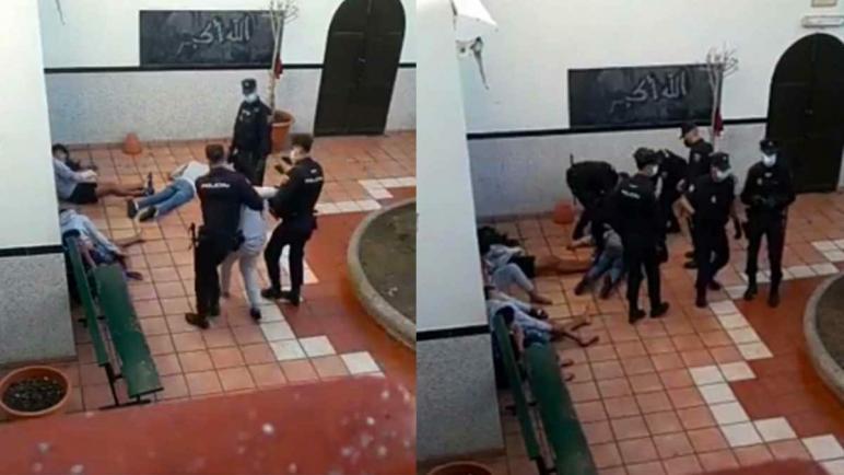 المغرب يستدعي السفير الاسباني بعد انتشار فيديو يظهر إساءة بوليس الصبليون فكناريا على حراگة قاصرين مغاربة