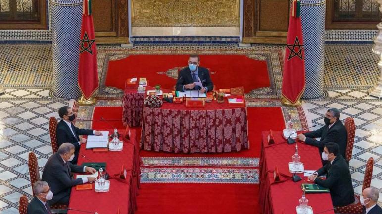 الملك يترأس بفاس مجلساً للوزراء للمصادقة على القوانين الإنتخابية وعدد من التعيينات