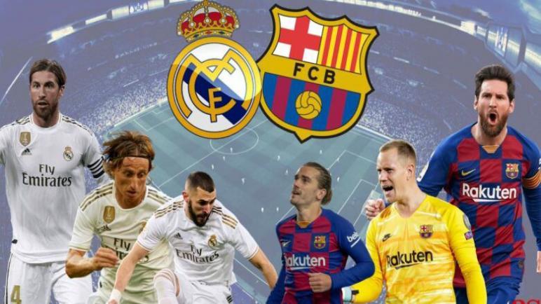 """من يحسم """"الكلاسيكو"""" لصالحه في مباراة بطعم النهائي الريال أم برشلونة ؟"""
