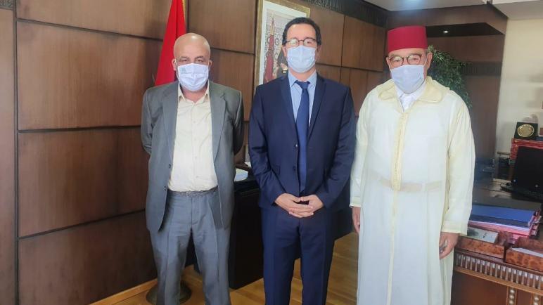 بلاغ للفيدرالية المغربية لناشري الصحف على إثر الإجتماع الأخير مع الوزير عثمان الفردوس
