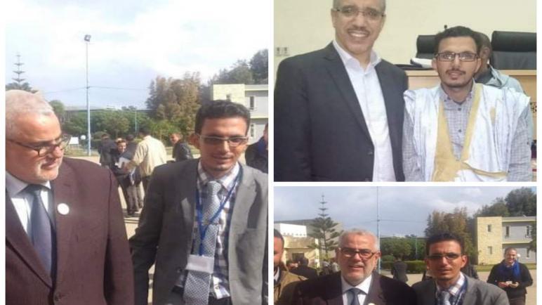 """إستقالة """"سعيد عليان"""" من حزب العدالة والتنمية بإقليم أوسرد"""