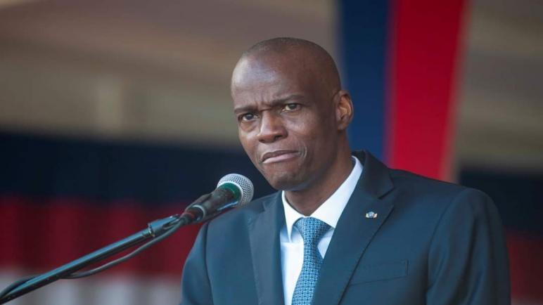 اغتيال رئيس هايتي جوفينيل مويس في مقر إقامته صباح اليوم