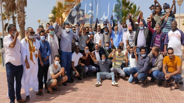 بيان..تعاونيات القوارب المعيشية تدين وتستنكر تصريحات المندوب الجهوي للصيد البحري بالداخلة