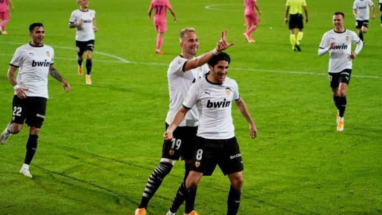 مواجهة الأخطاء وركلات الجزاء..خسارة ثقيلة لريال مدريد أمام فالنسيا
