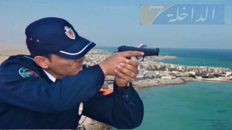خطير…بوليسي خدم القرطاس باش يوقف3 أشخاص في الداخلة