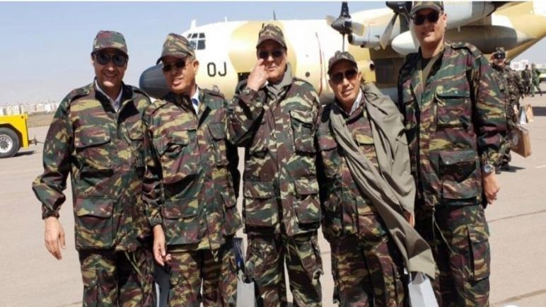 وفد برلماني رفيع المستوى يحط الرحال بالحزام الأمني بالصحراء في إطار زيارة خاصة