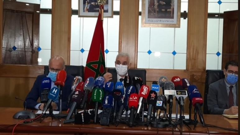 وزير الصحة..المغرب يعيش وضعية وبائية مقلقة والعودة إلى الحجر الصحي اختيار جد مؤلم وصعب