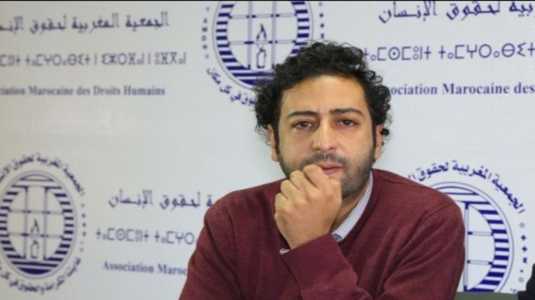 قاضي التحقيق هبط الصحافي عمر الراضي للحبس والنيابة العامة وجهات ليه تهم هتك العرض بالعنف والاغتصاب