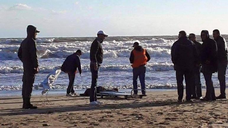 """حصرى …العثور على جثة بحار بشاطئ """"الذيبة""""شمالي مدينة الداخلة"""