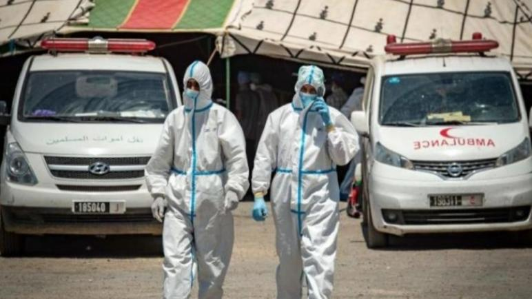 معطيات الحالة الوبائية.. الداخلة تُسجل 19 إصابة جديدة بفيروس كورونا و خلال 24 ساعة الأخيرة