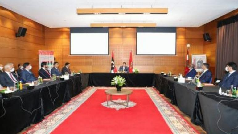 بوزنيقة..انطلاق الحوار الليبي بين وفدي المجلس الأعلى للدولة وبرلمان طبرق