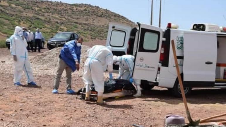 تسجيل حالة وفاة بكورونا فالعيون والحصيلة وصلات لـ10 وفيات