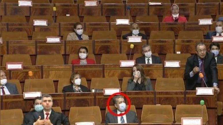 شباط يستأنف نشاطه البرلماني بعد سنتين من المنفى الاختياري