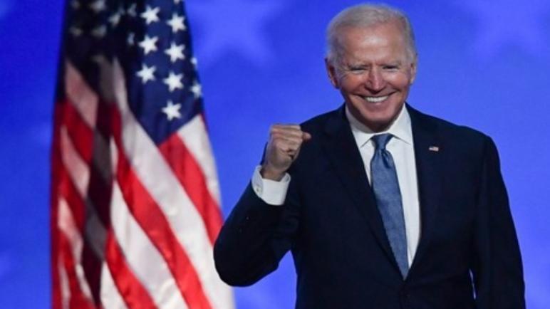 وسائل إعلام أمريكية…جو بايدن هو الرئيس الـ46 للولايات المتحدة الأمريكية