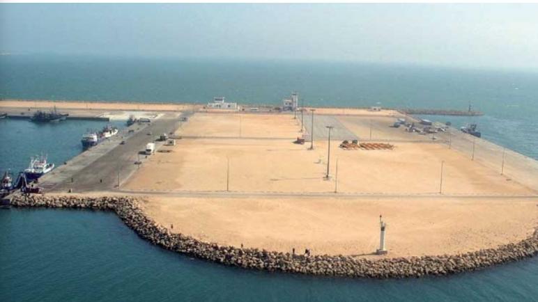 ميناء الداخلة الأطلسي ..أكبر ميناء لوجيستي فمنطقة غرب أفريقيا قريب تبدا فيه الأشغال