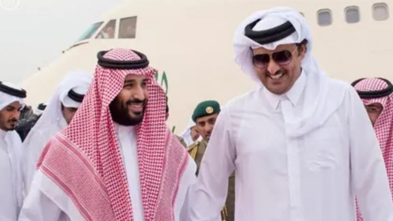 السعودية وقطر تصالحو..وأمير قطر غادي يحضر القمة الخليجية في السعودية غدا الثلاثاء