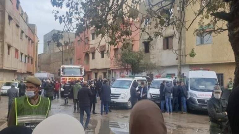 مجزرة بسلا صباح اليوم …جريمة قتل بشعة راح ضحيتها 6 أشخاص من أسرة واحدة