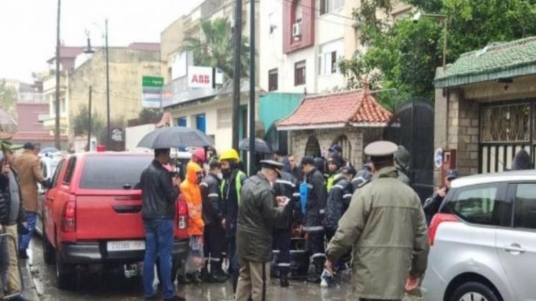 كارثة..فيضانات طنجة.انتشال جثث 24 شخصا وإنقاذ 10 آخرين إثر حادث تسرب مياه الأمطار لوحدة صناعية سرية للنسيج