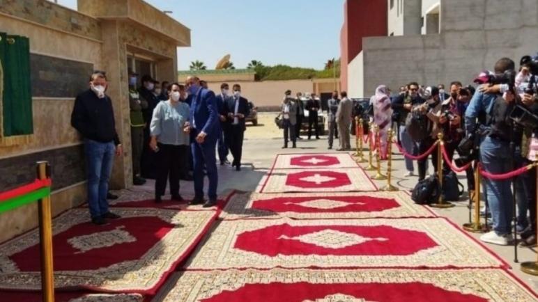 بيان على إثر إنسحاب جماعي للمواقع الالكترونية بالداخلة من التغطية الإعلامية لإفتتاح قنصلية السنغال