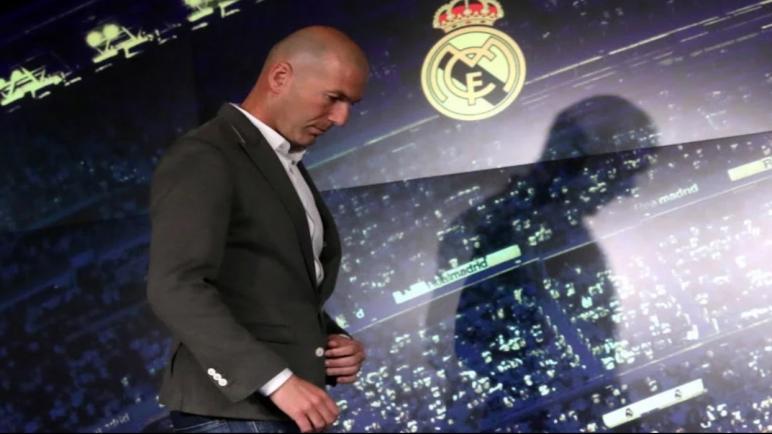 ريال مدريد الإسباني يعلن رسميا رحيل مدربه الفرنسي زين الدين زيدان