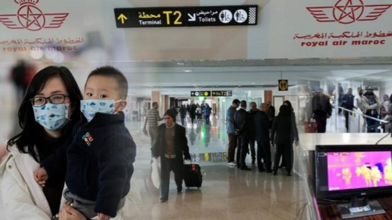 بعد فتح الحدود الدولية مع دول قائمة(ب).. الجالية المغربية تحل بفنادق الداخلة و مدن أخرى