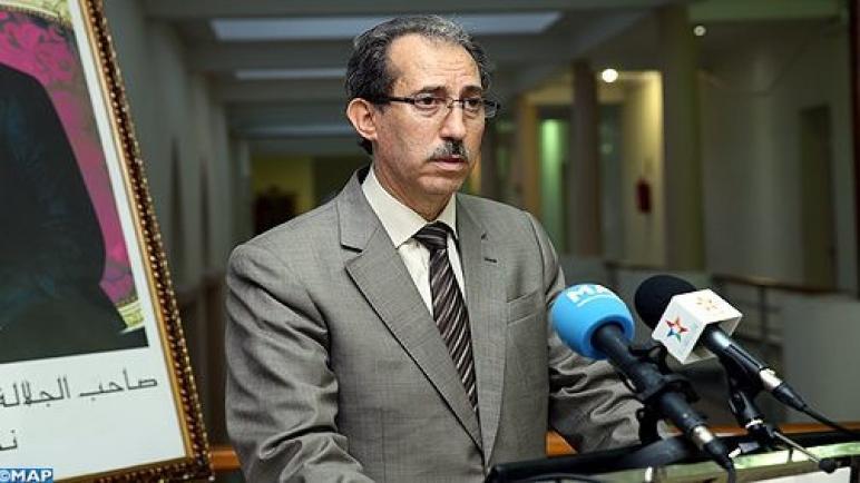 الداخلة 7 تهنئ الحسن الداكي بمناسبة تعيينه رئيسا للنيابة العامة